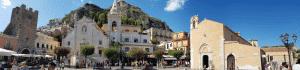 Taormina Roadtrip Sicile En Van Aménagé