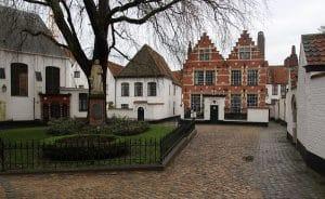Courtrai En Van Amenage Flandres Belgique Van Away Lille