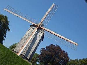 Moulin De Cassel Les Flandes En Fourgon Amenage Van Away Lille
