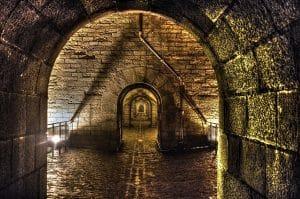 Passage Chemin Des Arches A Morlaix Circuit En Van Amenage Bretagne