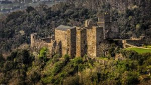 Saissac Chateau Cathare A Faire En Van Amenage Van Away