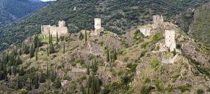 Visiter Les Chateaux Cathares En Fourgon Amenage Lastours