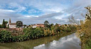 Circuit En Fourgon Aménagé Au Départ De Toulouse Vers Lisle Sur Tarn