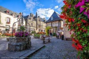 Roadtrip Bretagne Rochefort En Terre Van Away