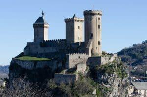 Foix En Van Aménagé Circuit Pays Cathare Van Away Toulouse