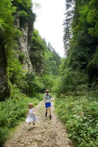 Gorges De La Frau Van Away Road Trip En Pays Cathare