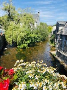 Pont Aven En Van Amenage Van Away Circuit Bretagne