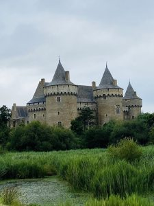 Château De Suscinio Circuit En Van Aménagé Bretagne En 10 Jours