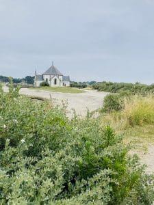 Chapelle Notre Dame De Penvins Circuit Itinérant Van Away En Fourgon