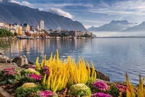 Montreux Voyage Montagne