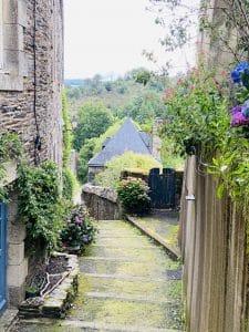 Rocherfort En Terre En Fourgon Aménagé Van Away Bretagne