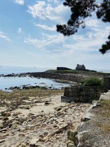 Trinité Sur Mer En Fourgon Aménagé Van Away Circuit Roadtrip Bretagne 10 Jours