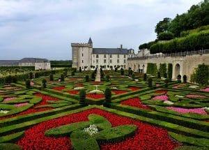 Château De Villandry En Fourgon Aménagé Circuit Van Away Tours