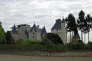Château Du Rivau Lémeré En Van Ou Fourgon Aménagé Roadtrip Val De Loire Van Away