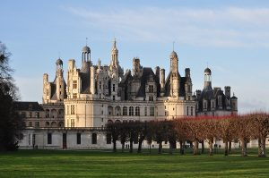 Chambord Château De La Loire En Van Aménagé