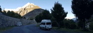 Cirque De Gavarnie En Grand California Van Away Roadtrip