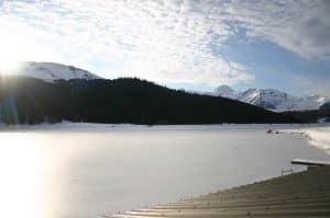Lac De Payolle Circuit Van Aménagé 3 Jours Pyrénées