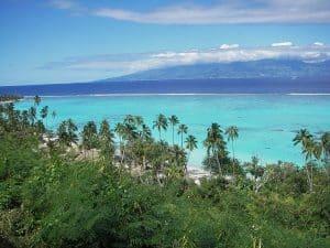 Plage De Toatea Polynesie Moorea En Van Amenage Circuit De 4 Jours En Itinerance