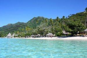 Temae Polynesie Moorea En Roadtrip Van Et Fourgon Amenage