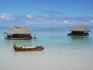 Tiki Village Sejour Nomade En Van Amenage Vw Sur Moorea Van Away