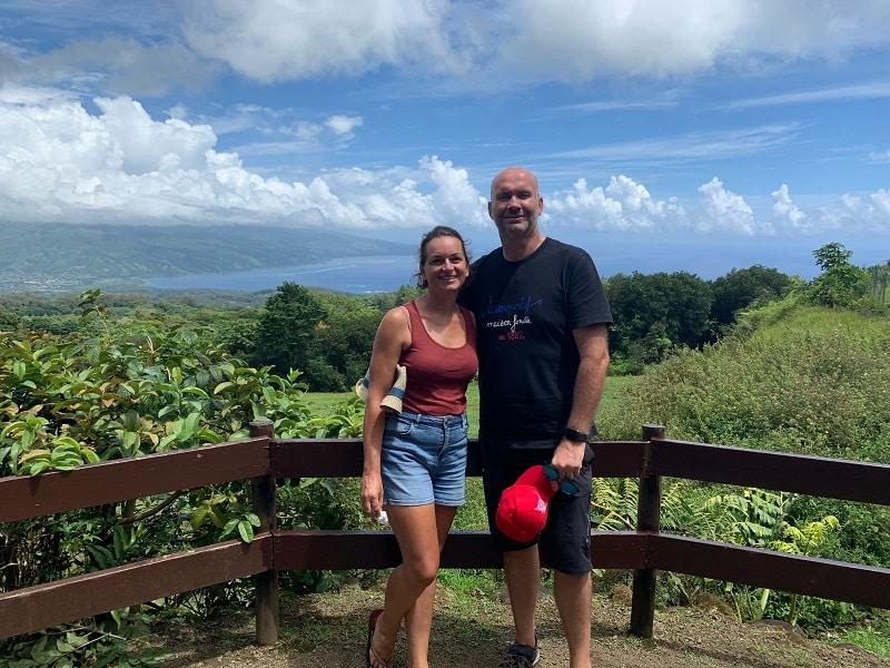 Nicolas et Virginie VAN AWAY Polynesie