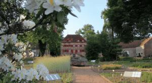 maison du parc gouloux